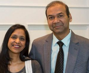 Parag and Meenal Singhal - Founders, MathWizard